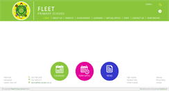 Preview of fleet.camden.sch.uk